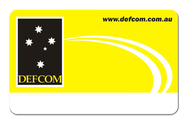 Show your DEFCOM card to claim your discount when making purchases