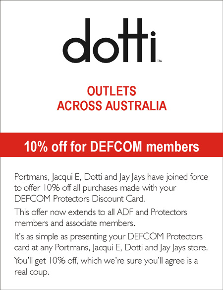 10%  OFF* at Dotti