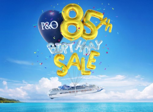 P&O Sale is on now!